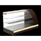 Витрина настольная холодильная A57 (ARGO XL) Gold