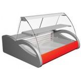 Витрина настольная холодильная A87 (ARGO) красная