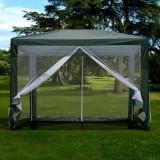Садовый шатер с сеткой AFM-1061NA Green (2х3)