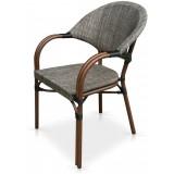 Кресло C029-TX Grey-beige