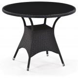 Плетеный стол T190A-1 Black