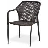 Плетеный стул Y35-W2390 Brown