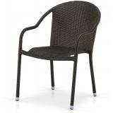 Плетеное кресло AFM-318A-Brown