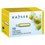Баллончик длясифона для газирования воды (CO2) 10 шт/уп. KAYSER /1/