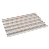 Противень для багетов  600х400х40мм перфорированный алюминий