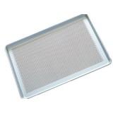 Противень 600х400х15мм перфорированный алюминиевый UNOX TG 410
