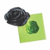 Силиконовая форма «Роза», d 6 см, h 2 см