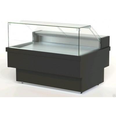 Холодильная витрина SIGMA С 125 вент. CUBE OPTILINE