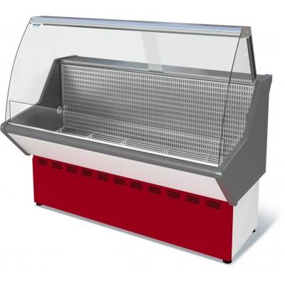 Витрина холодильная универсальная Нова ВХСн-1,2 (статика)