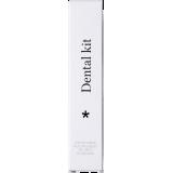 Зубной набор City, картонная упаковка c зубной пастой в саше 4г