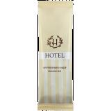 Бритвенный набор Hotel, флоупак с гелем для бритья в саше 6г
