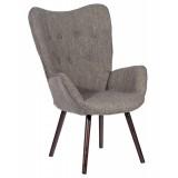 Кресло Гранд серый