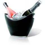 Ведро для шампанского пласт. 3 л для 2-х бутылок