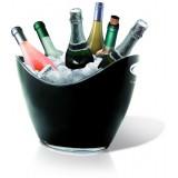 Ведро для шампанского пласт. 8 л для 6-ти бутылок