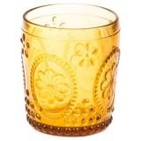 Стакан для виски 300 мл оранжевый