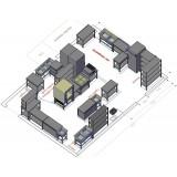 Проектирование столовой в гостиницах