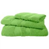 Полотенце махровое 40х70 см плотность 450 гр зеленое
